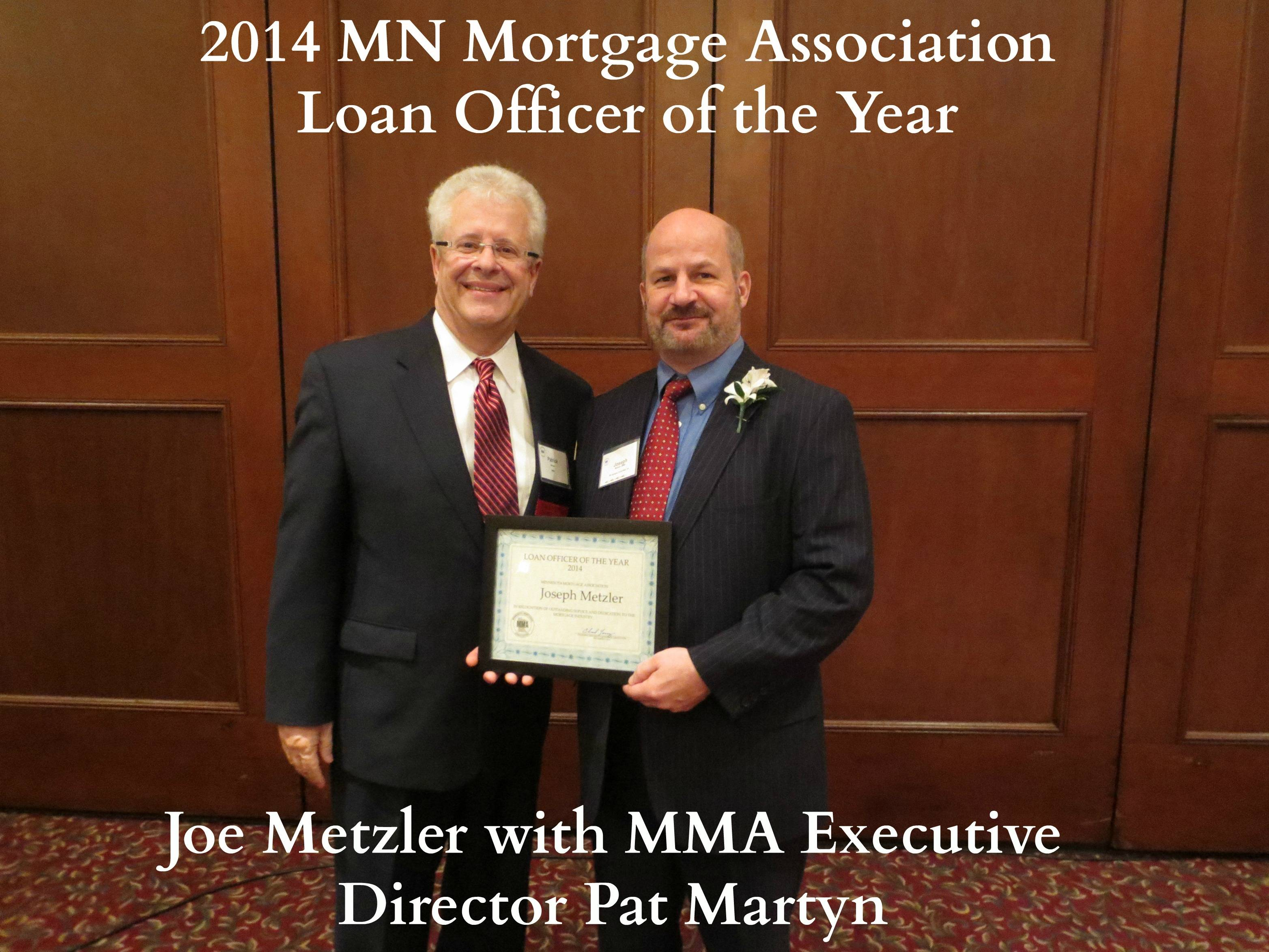 Minnesota Loan Officer of the Year