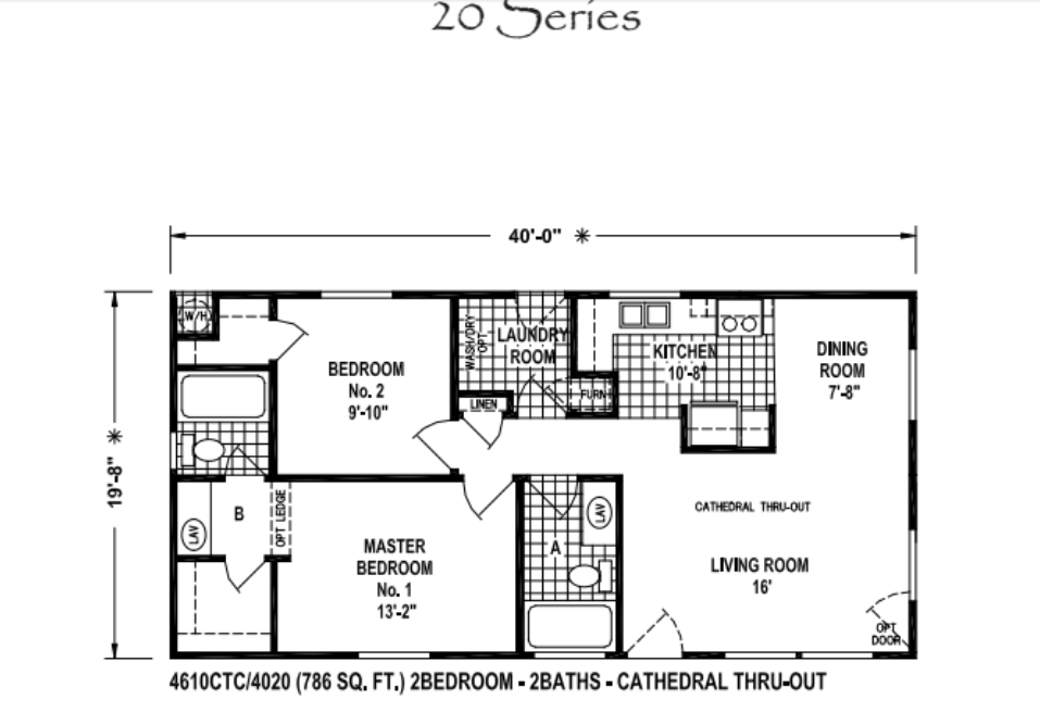 accessory dwelling unit floor plans