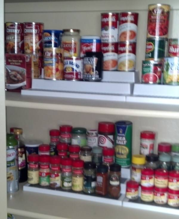 Order in the Pantry