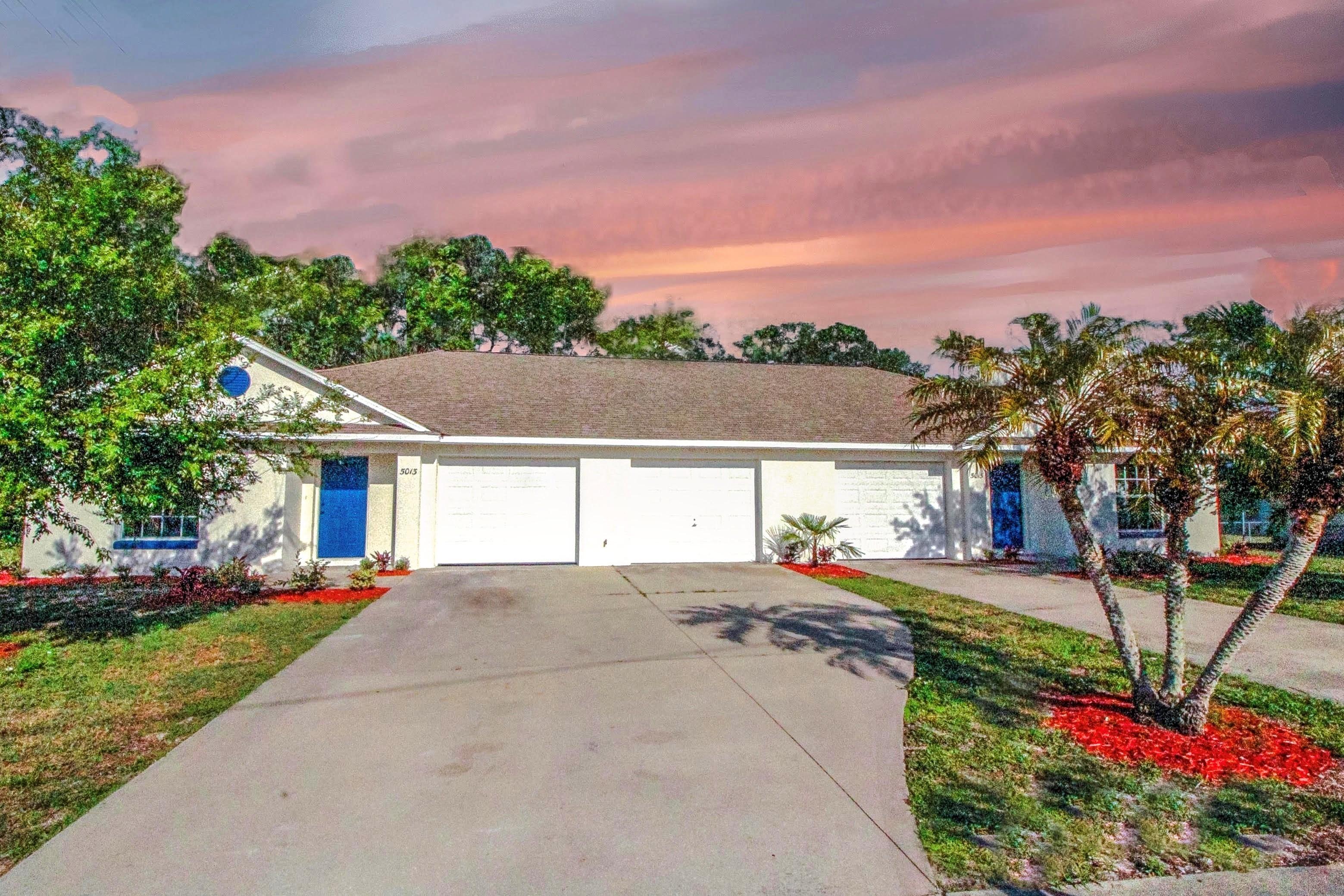 Daytona Beach Area Duplex For Sale