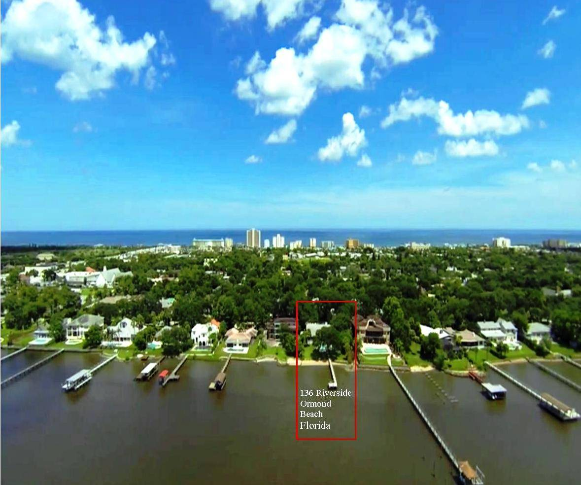 Riverfront Home in Ormond Beach Listed by Joyce Marsh Homes
