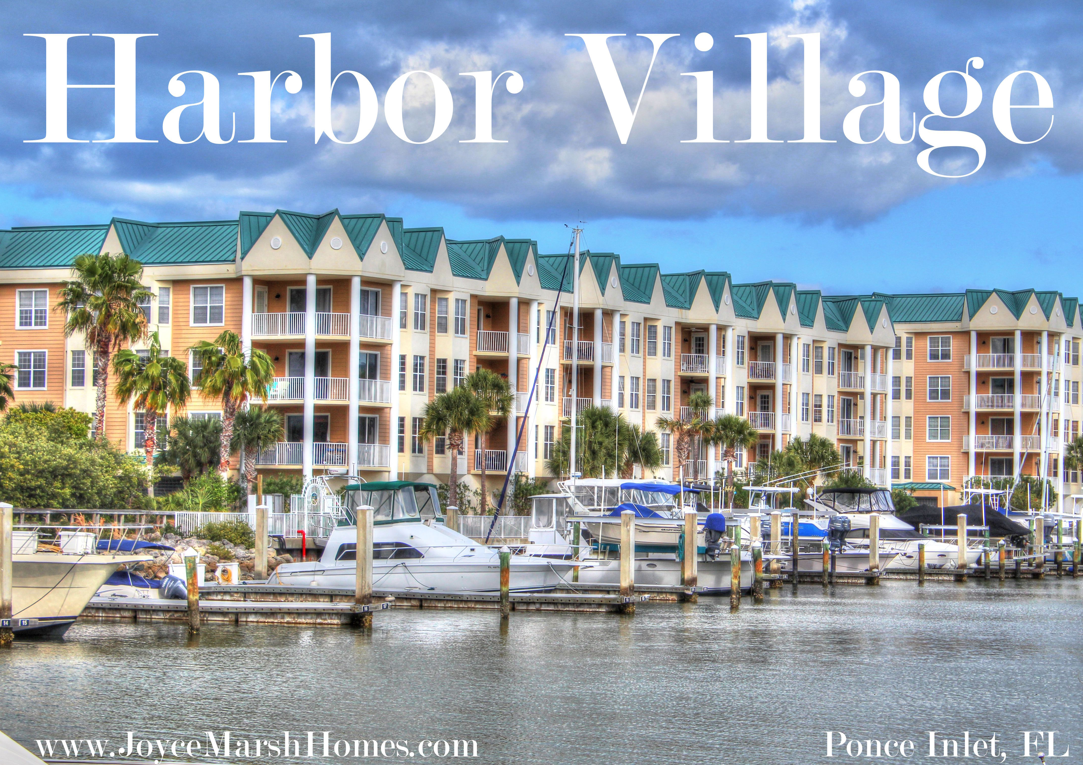 Harbour Village Ponce Inlet Florida Condominiums For Sale