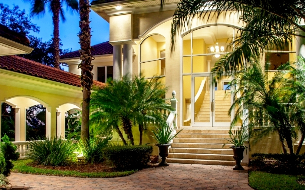 Ponce Inlet Waterfront Mansion Joyce Marsh Coastal Lifestyle Blog