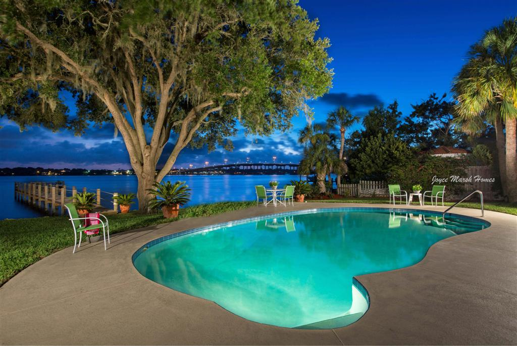 Riverfront Home in Ormond Beach - Listed by Joyce Marsh Homes