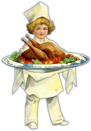 Turkey on Thanksgiving