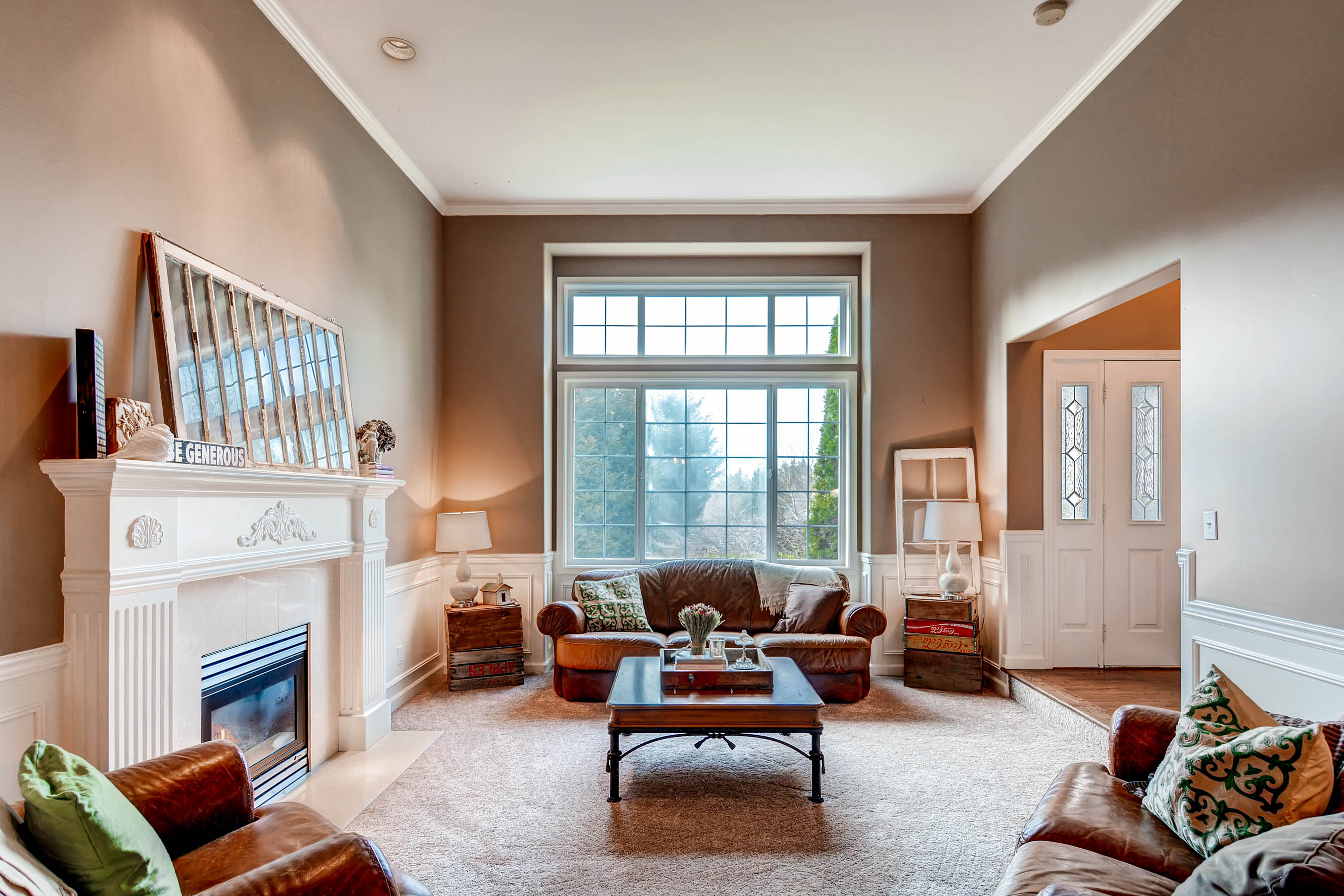 Elegant country home for sale in snohomish wa for Elegant country homes