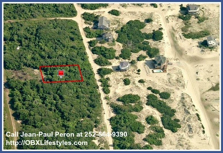 Here's why you would definitely want to build your dream beach home on this Carova lot for sale.
