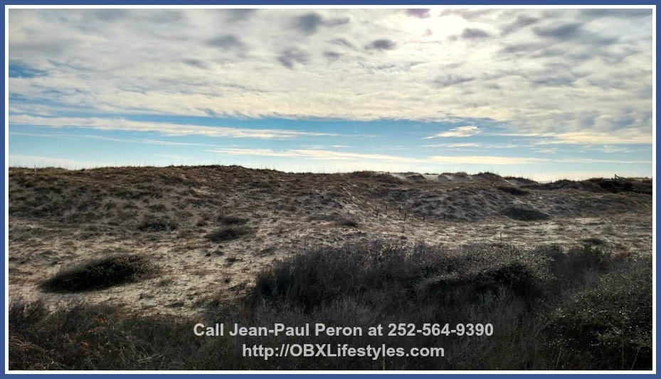 Turn your dream of having an oceanfront home into a reality with this Outer Banks NC lot for sale in Carova Beach!