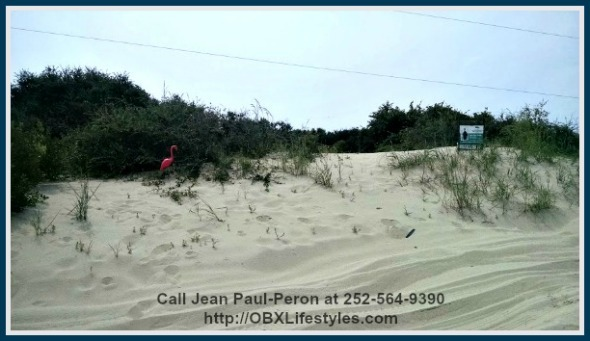 Living on this lot for sale on OBX NC will give you great memories that you'll never get any place else.