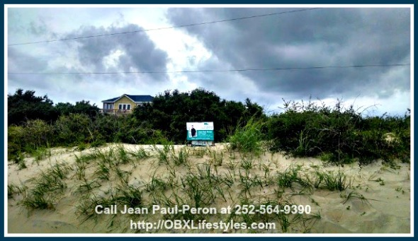 This Carova Outer Banks NC lot for sale is in the X flood zone making you worry-free about spending money on flood insurance.