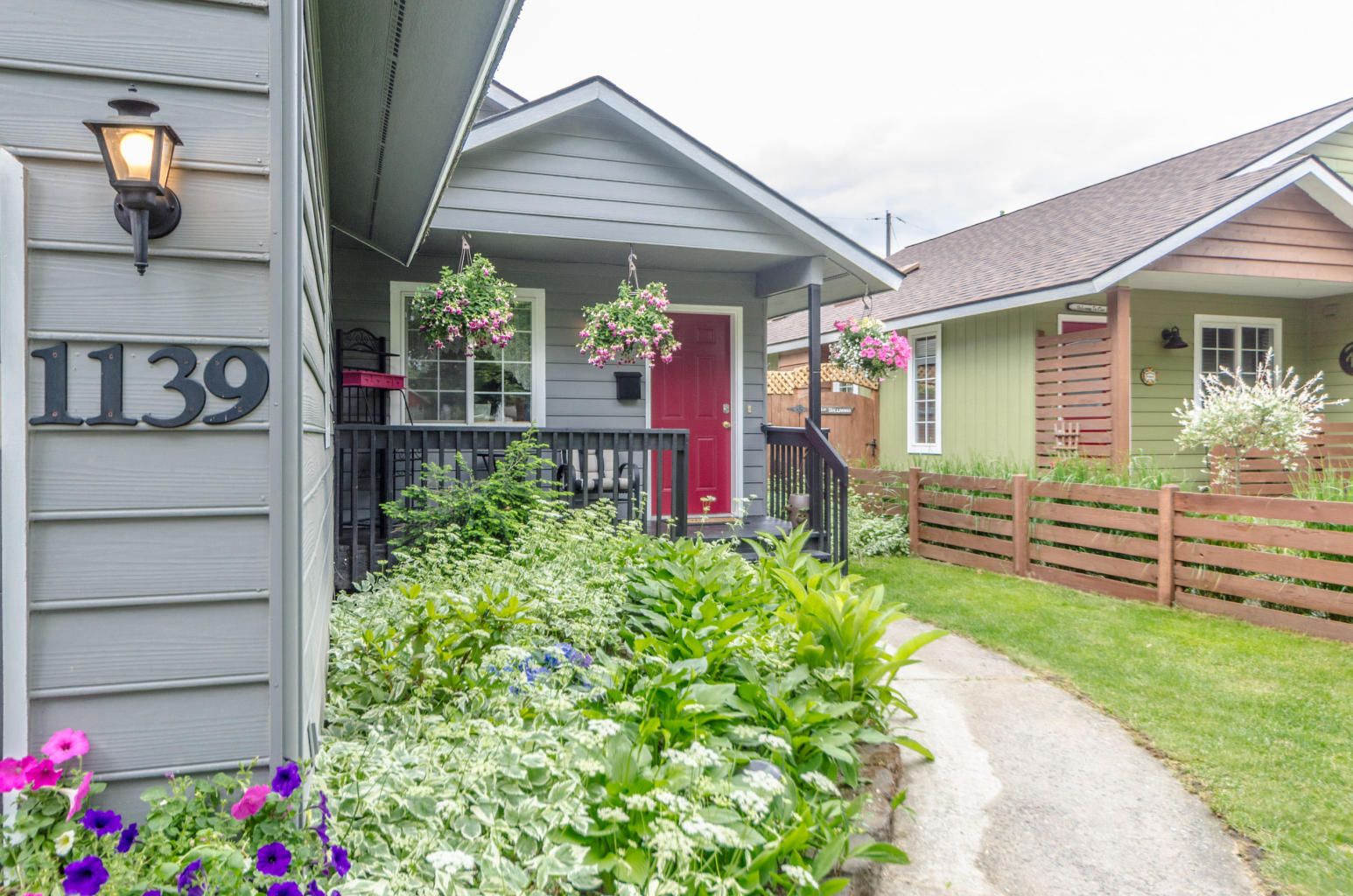 Bright Cheerful Downtown Coeur D 39 Alene Home For Sale