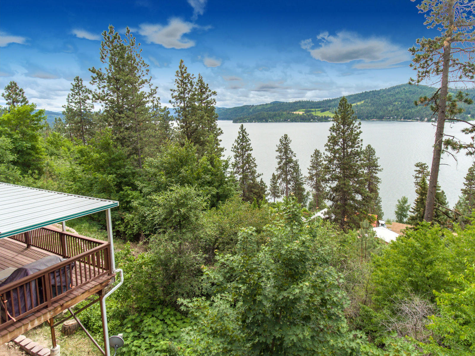 Coeur d'Alene Lake home for sale