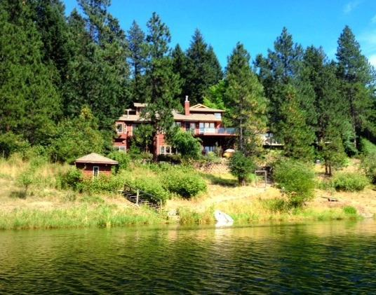 Sold hayden idaho home for sale on avondale lake for Avondale lake house