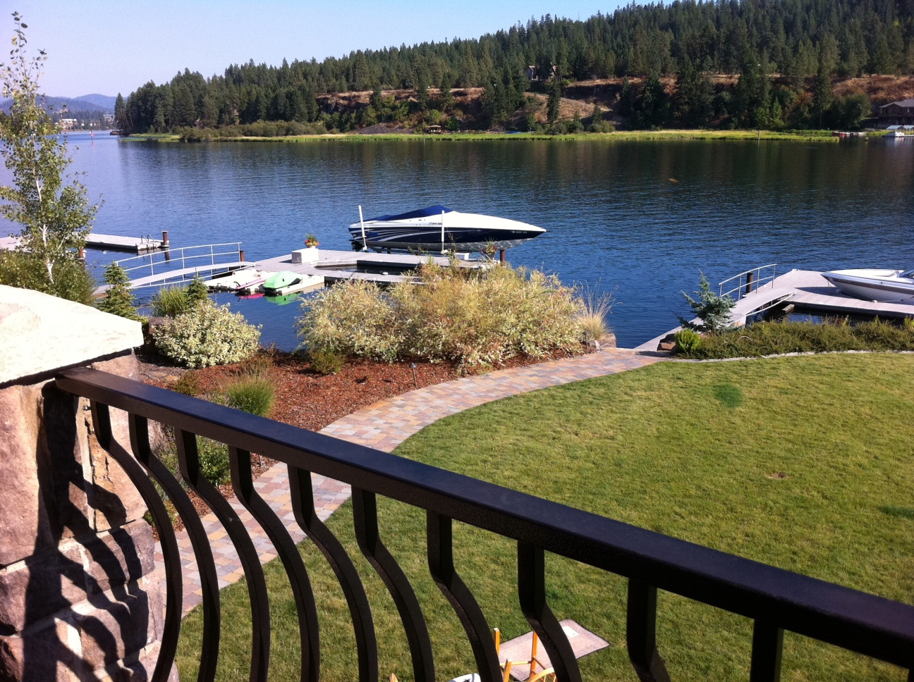 Waterfront Homes for sale in Coeur d'Alene ID