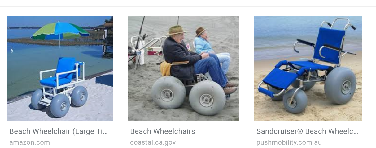 carolina beach wheelchair oak island ada