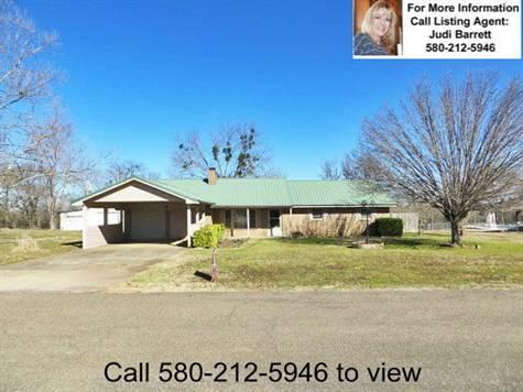 2409 Jenny Lane Idabel Ok Home For Integrity Real Estate Services
