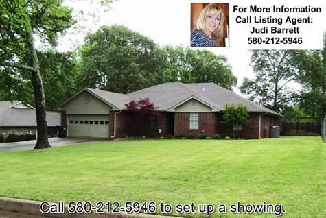 402 Oakbrook Idabel Ok Home For Integrity Real Estate Services
