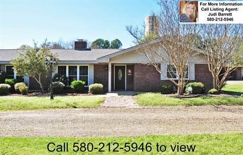 409 N Denison Rd Idabel Ok Home For Integrity Real Estate Services