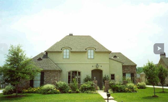Home in Fair Oaks Estate Subdivision in Baton Rouge