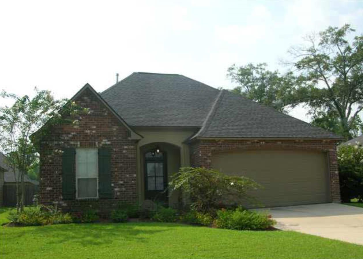 Homes In Magnolia Pointe Subdivision In Baton Rouge