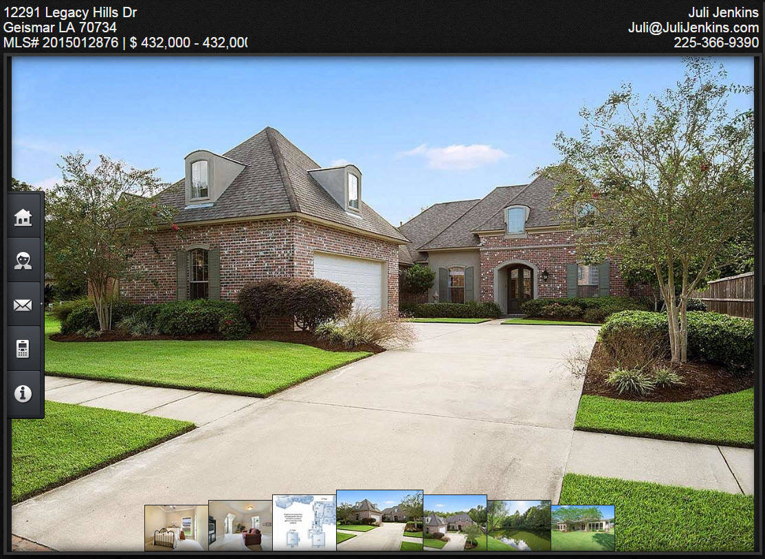 Property Marketing Plan For Homes In Baton Rouge And Pr