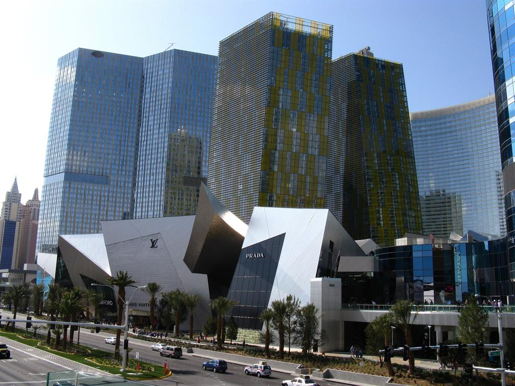 Veer Towers in CityCenter Las Vegas