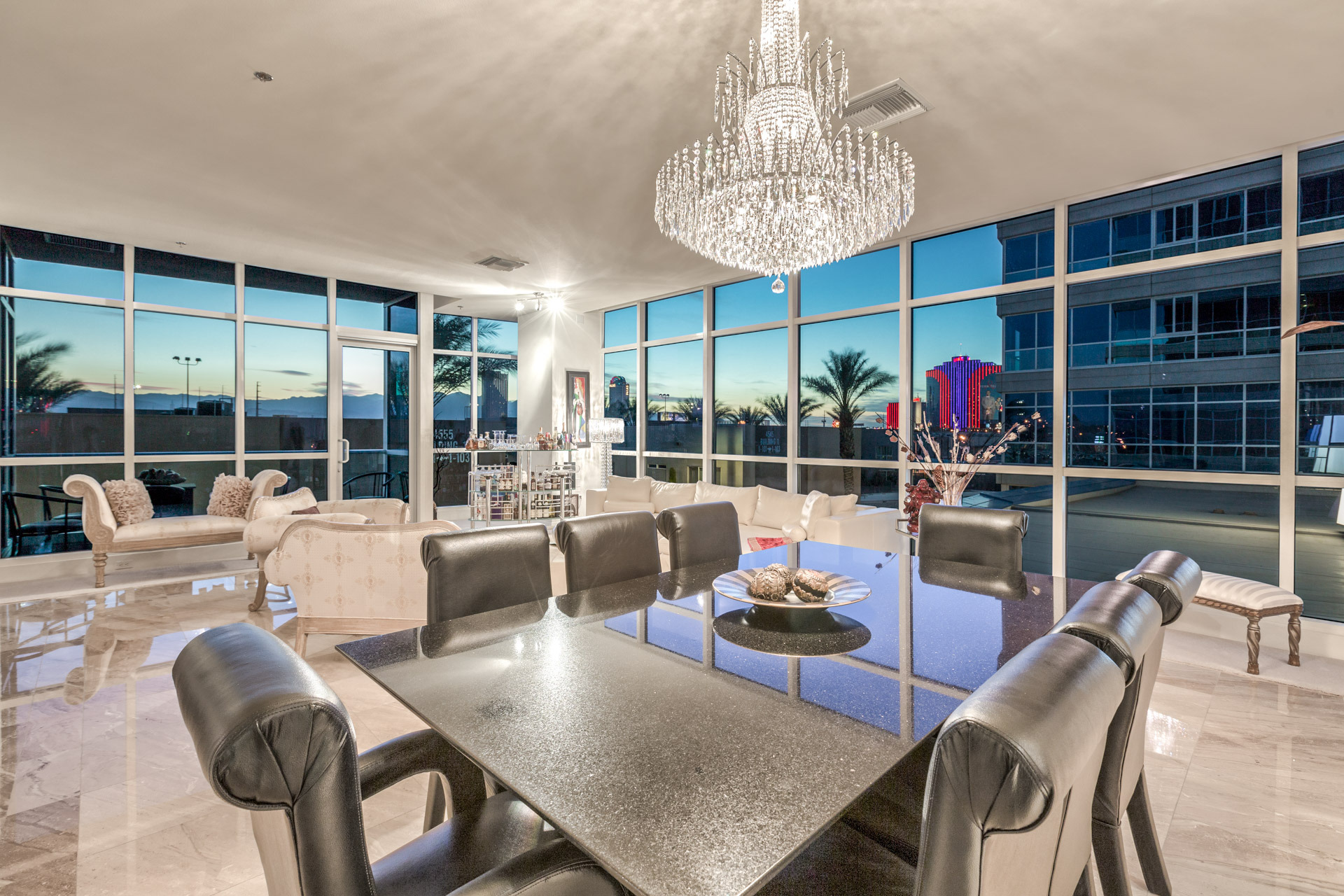 Panorama Towers # 307 in Tower 2 for Sale by Elite Realty and The Stark team, Las Vegas Luxury High Rise Real Estate Agents.