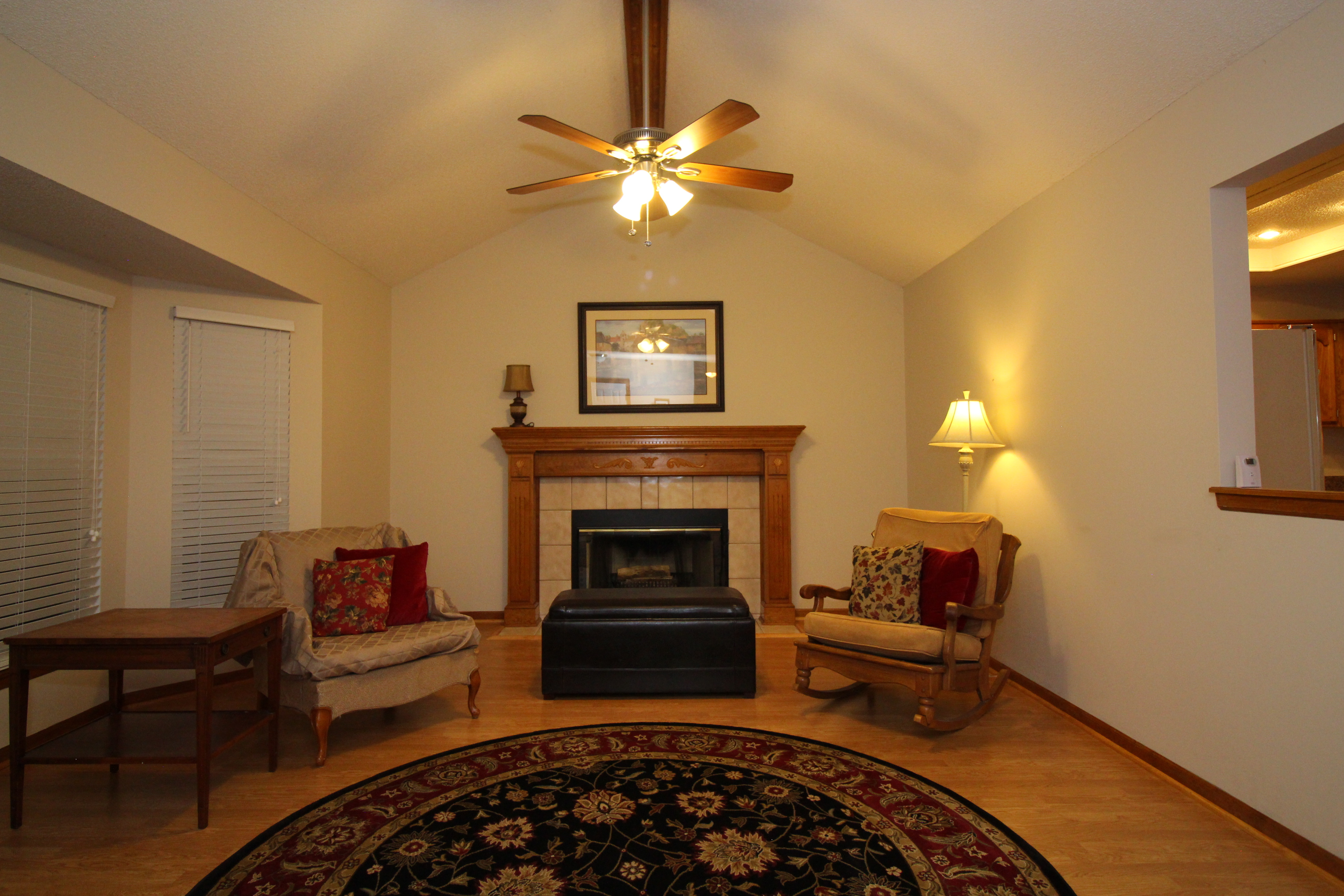 1829 NE Burgandy Circle Lees Summit MO 64086 Great Room with Fireplace