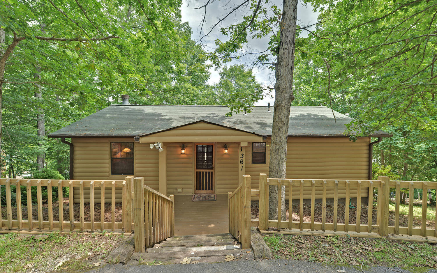 Lake Nottely Home for Sale with Established Rental Hist