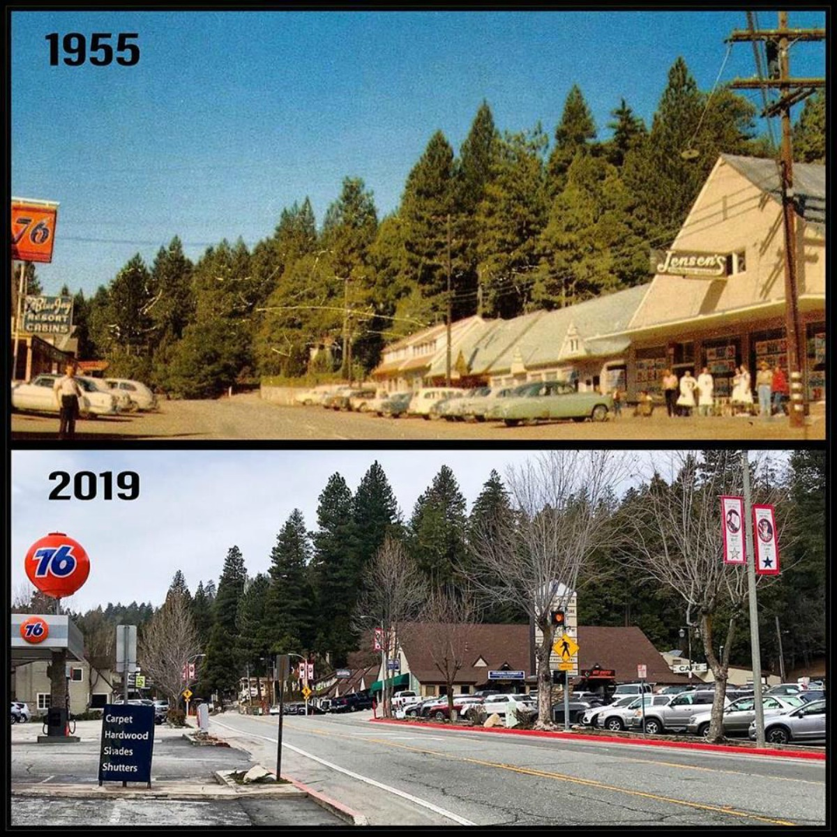 Lake Arrowhead History
