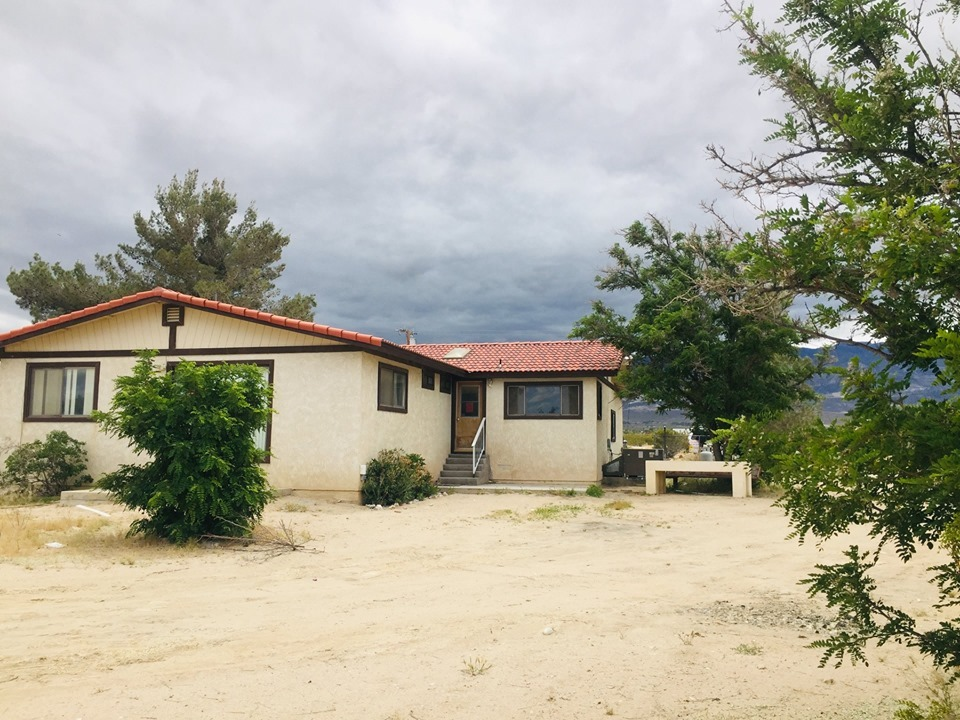 Lucerne Valley Fixer Upper For Sale
