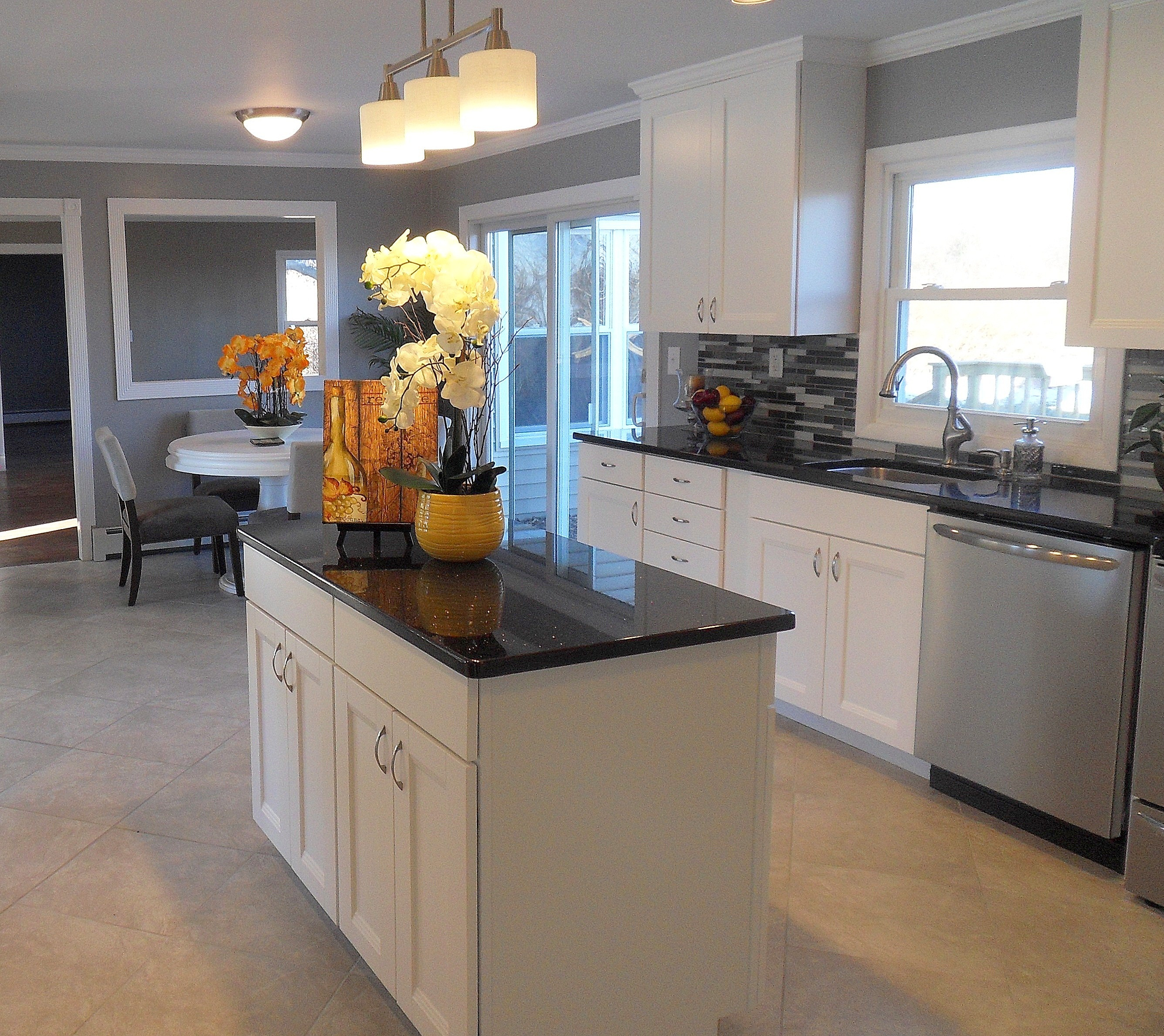 Kitchen after kates home staging and interior design