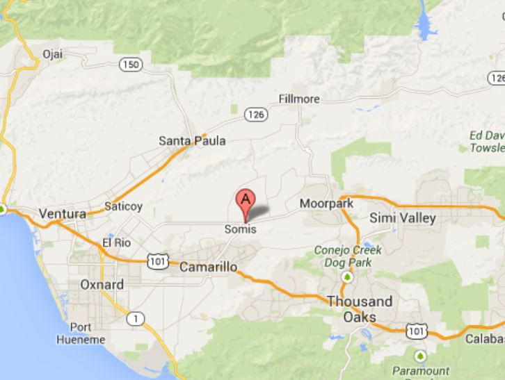 All About Somis Ca Located In Ventura County