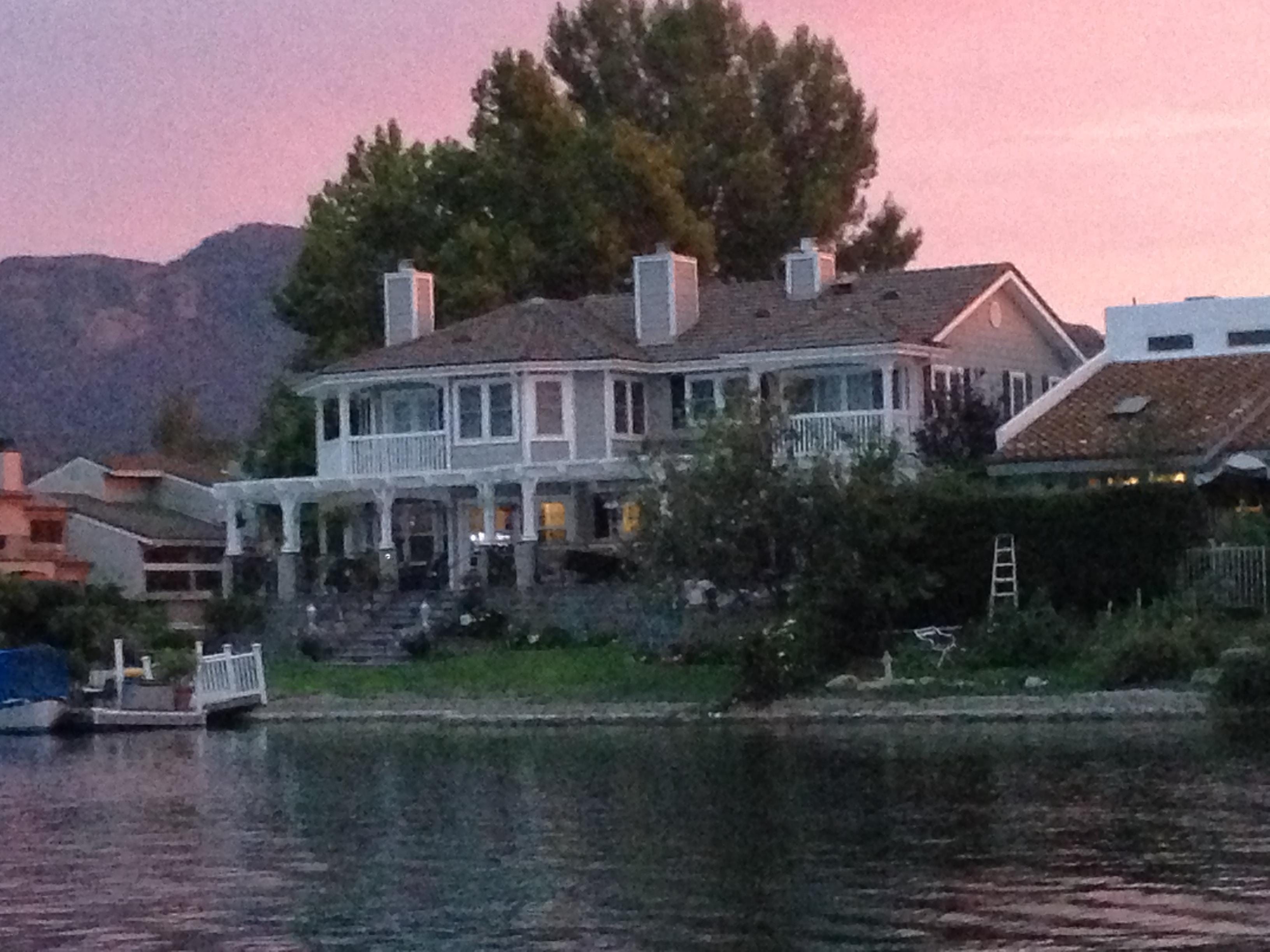 Westlake Village Ca Lakefront Homes Cruizin 39 The Lake