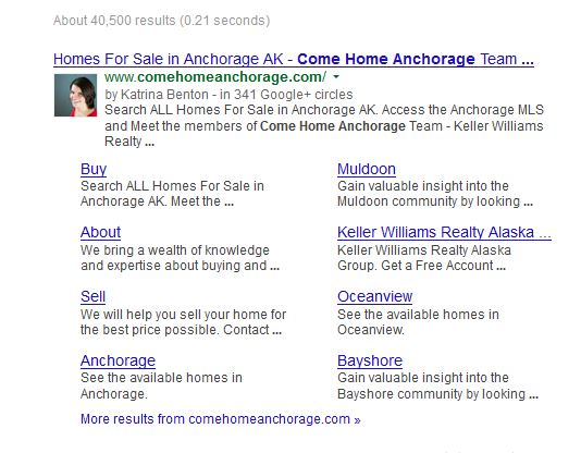 How to set up Google Authorship for your Real Estate Website