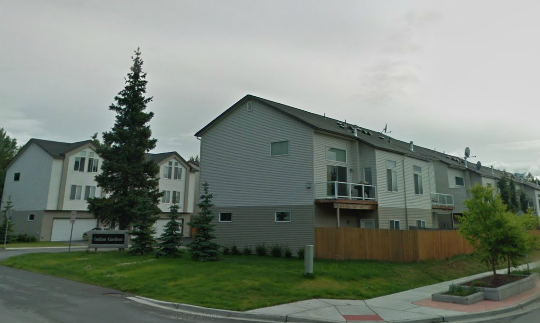 Indian Gardens Townhomes in Anchorage AK