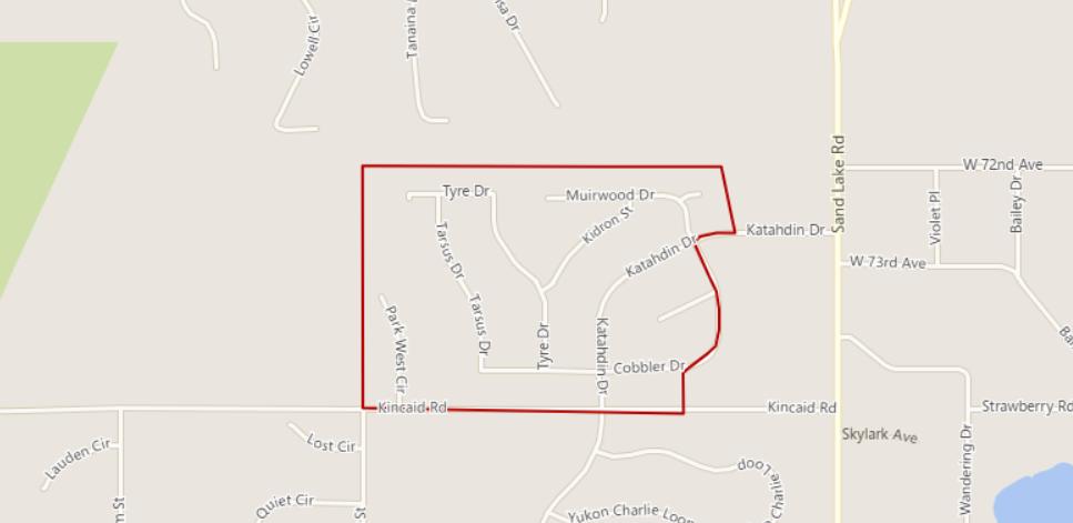 homes for sale in muirwood park neighborhood in anchorage ak