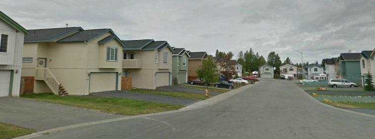 lakeridge neighborhood in anchorage ak