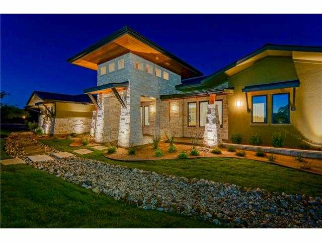 New construction luxury home for sale in austin tx for Modern houses for sale austin