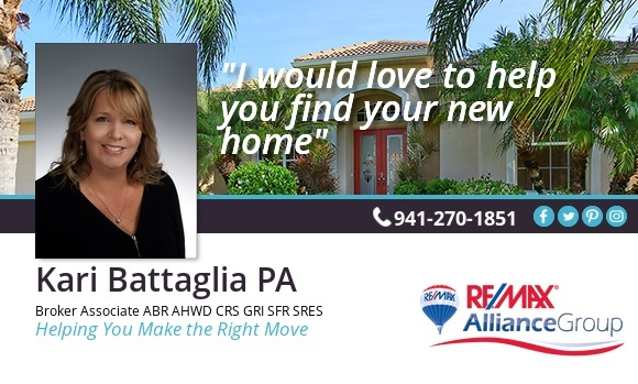 Venice FL Realtor Kari Battaglia Selling Homes in Venice