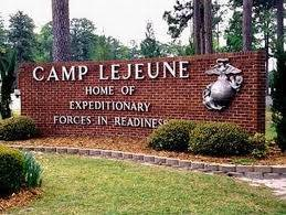 Camp Lejeune Entrance