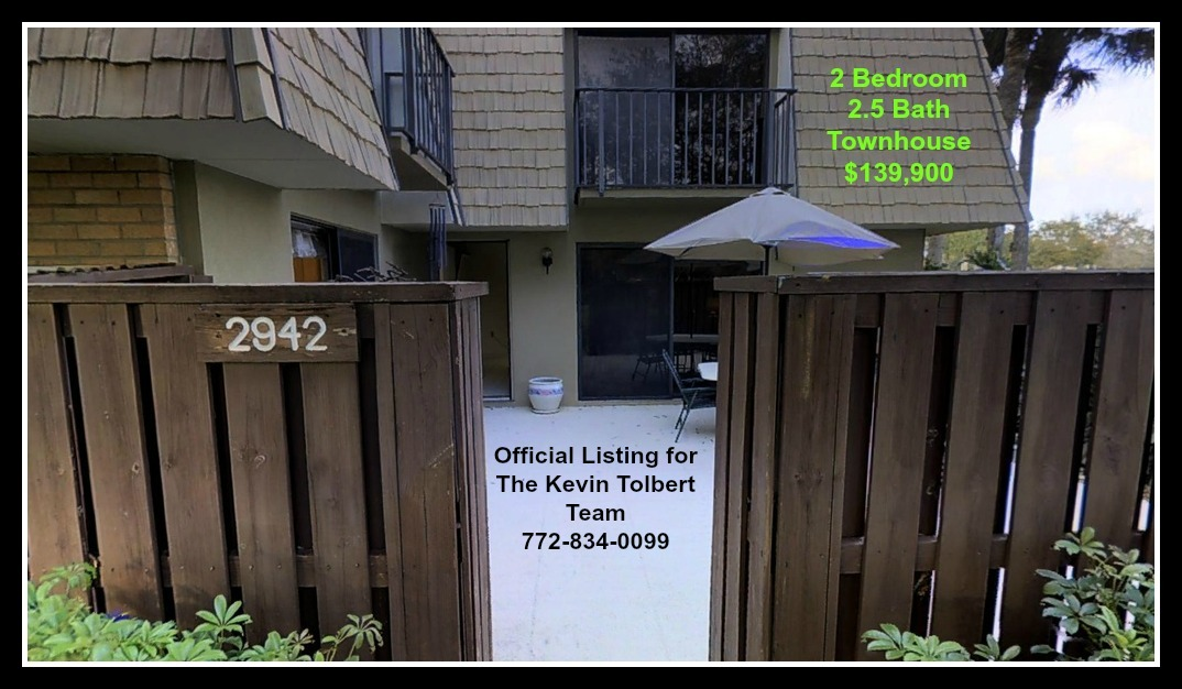 Palm City Florida Townhouse For Sale 2 Bedroom 2 5 Bath