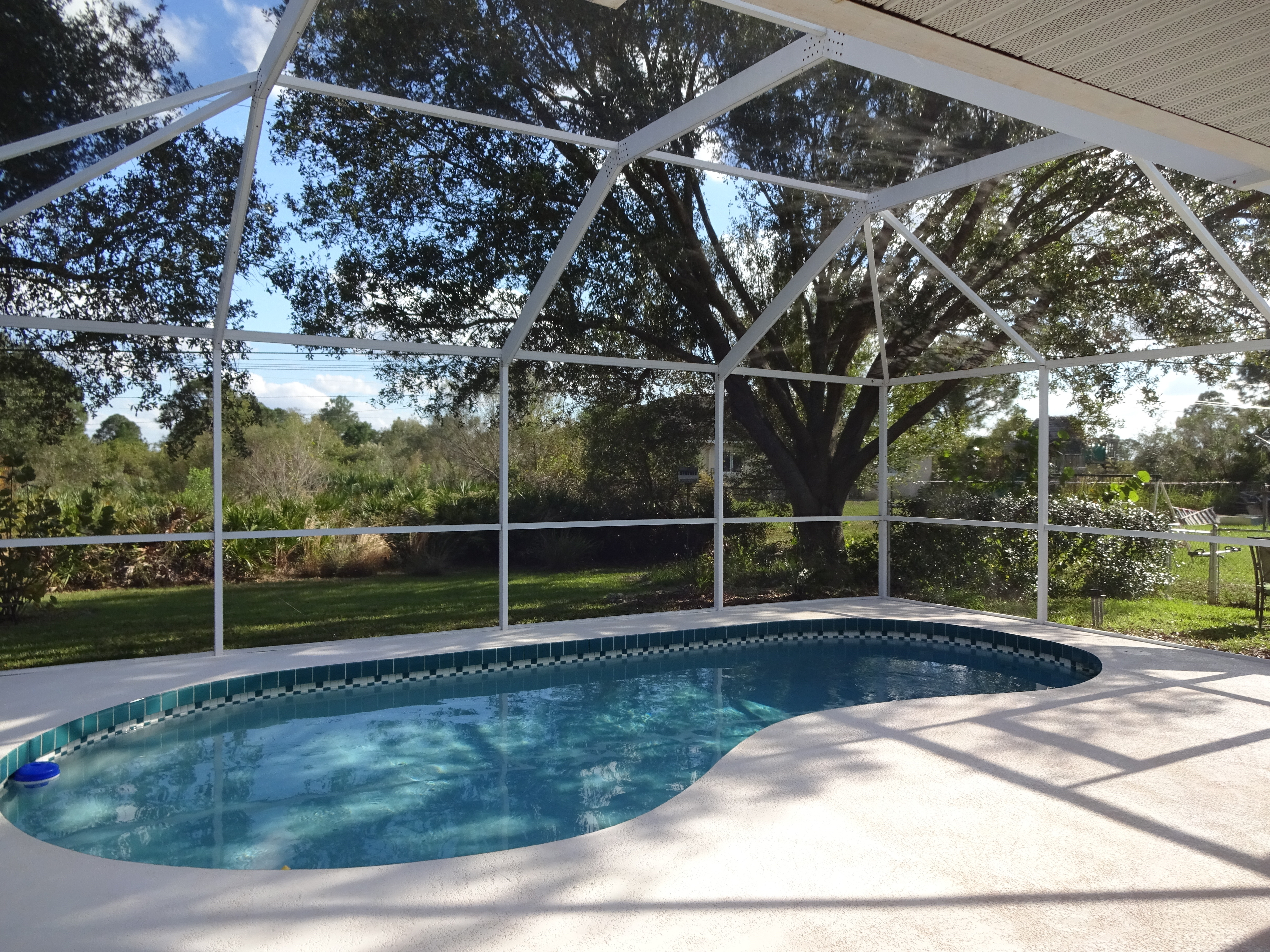 Three Bedroom Two Bath Pool Home For Sale In North Port