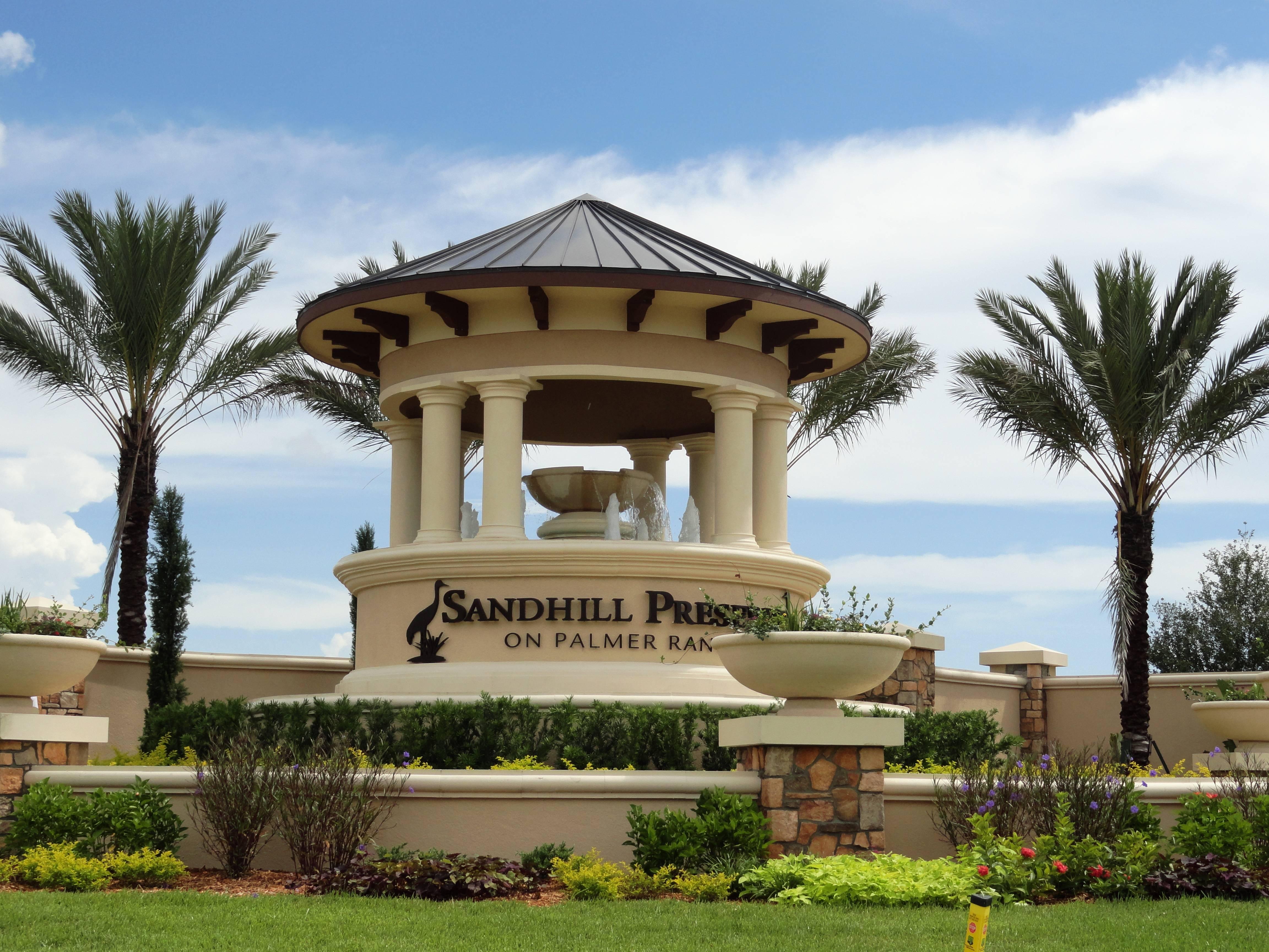 Sandhill Preserve On Palmer Ranch Sarasota Fl