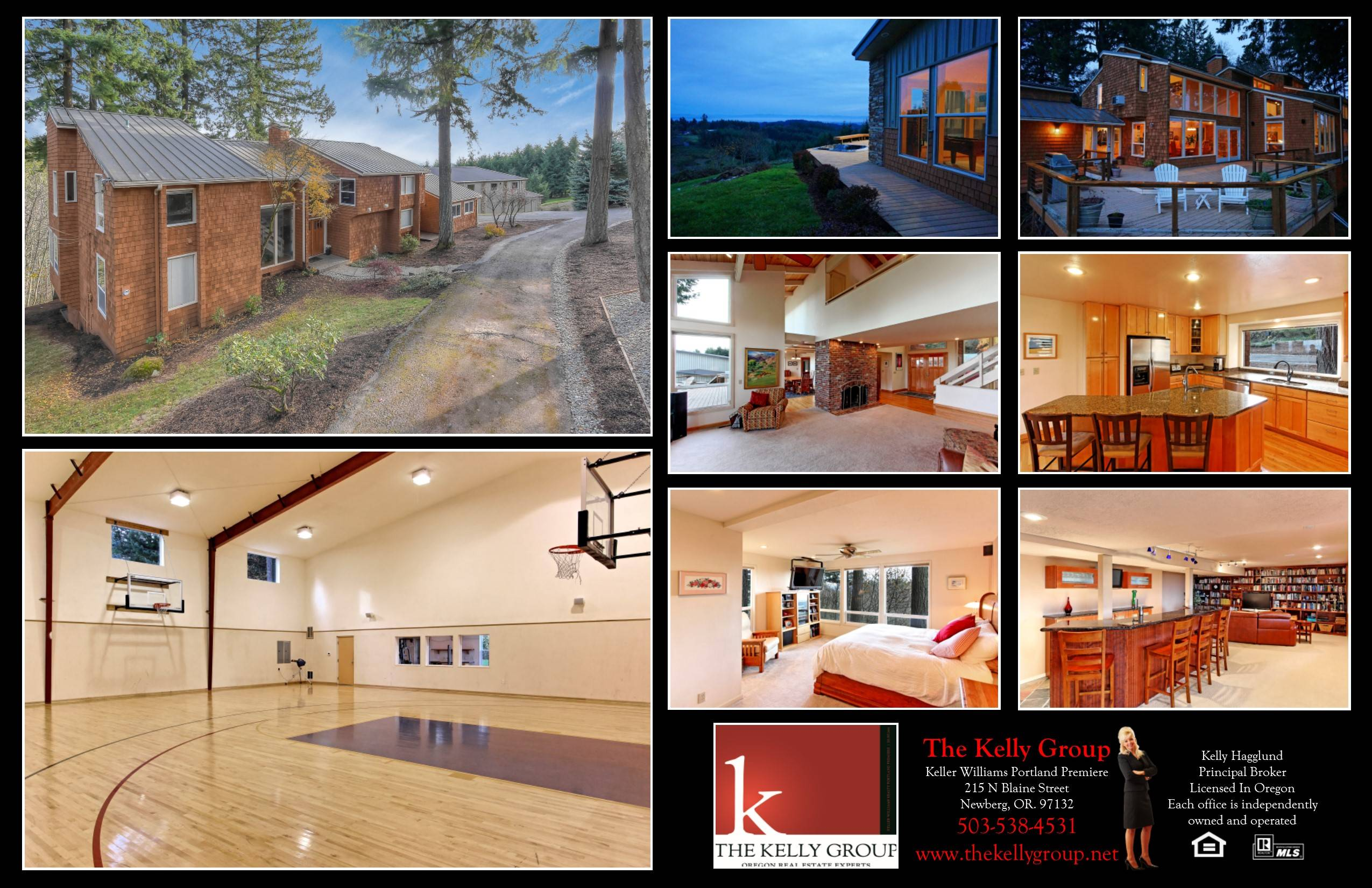 $300,000 Price Drop on Luxury Home in Newberg, OR