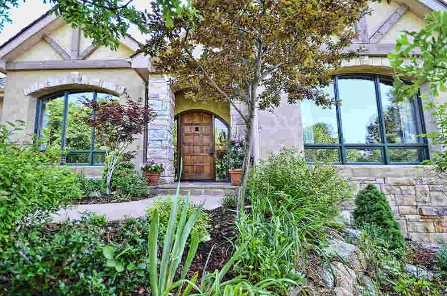 southwest colorado springs broadmoor luxury home for sale