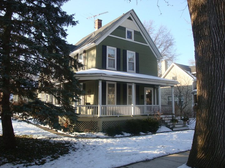 Historic District Naperville Home