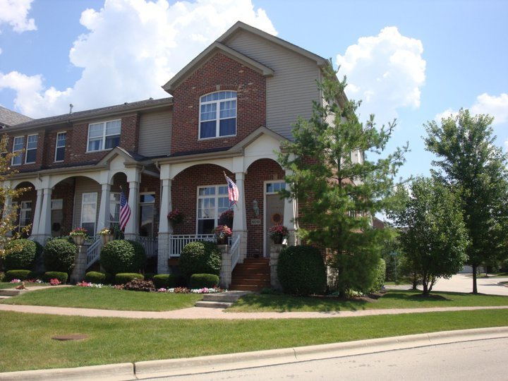 River Bend Townhome, Lisle
