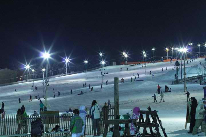 Ski Four Lakes