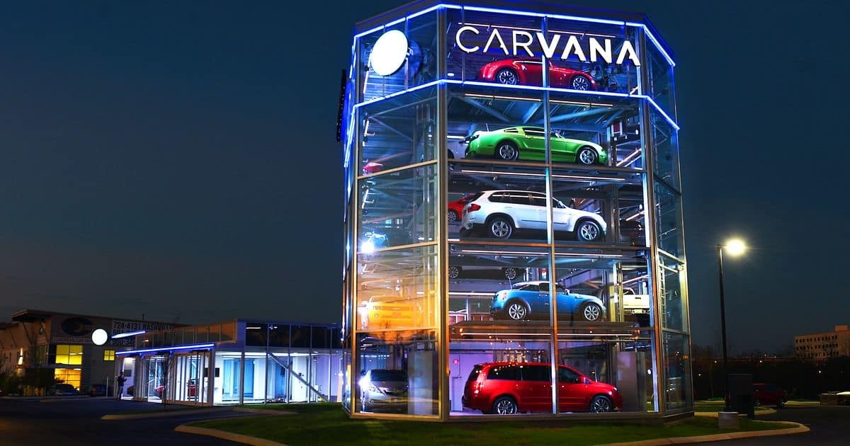 Car Vending Machine Is Coming To Charlotte Nc